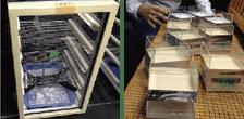 素材と透湿率の関係