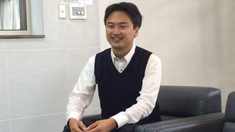 中谷岳史先生
