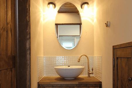 For Sanitary Room